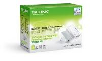 TP LINK TP-Link TL-WPA4220PKIT 300mbps Wireless Av600 Powerline Network Adapter Photo