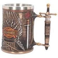 Game of Thrones - Iron Throne Tankard - 14cm Photo