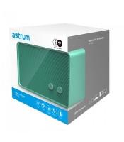 Astrum - A12518-C ST180 BT Speaker 3w Rms Bluetooth USB SD Card - Green Photo