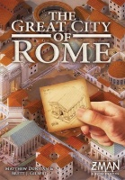 ABACUSSPIELE Z Man Games Inc The Great City of Rome Photo