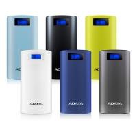 ADATA - P20000D Mobile Battery Power Bank 20000mAh - Yellow Photo