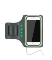 "Astrum - A20047-J AB470 Armband LED to 4.7"" - Green Photo"