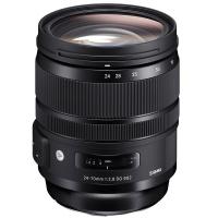 Sigma Lens AF 24-70mm F2.8 DG OS HSM for Canon Photo