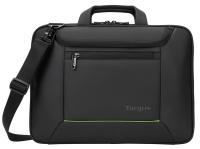 "Targus - Balance EcoSmart 14"" Briefcase Notebook Case - Black Photo"