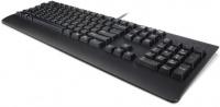 Lenovo QWERTY USB Keyboard - Black Photo