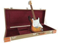 Axe Heaven - 60th Anniversary Stratocaster Mini Guitar Photo
