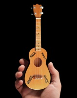 Axe Heaven - Fab Four Ukulele Mini Uke Replica Photo