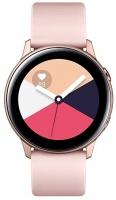 Samsung - Galaxy Watch Active 40mm Bluetooth Smart Watch - Rose Gold Photo
