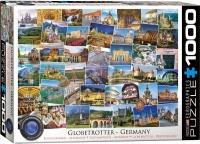 Eurographics - Germany - Globetrotter Puzzle Photo