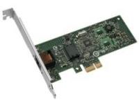 Intel 10/100/1000Base-T PCI Express 1 x RJ-45 Gigabit CT Desktop Adapter Photo