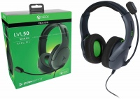 PDP LVL50 Wired Stereo Headset Photo