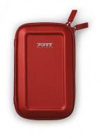 "Port Designs - Colorado Shock 2.5"" HDD Case - Red Photo"
