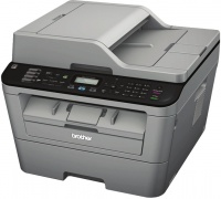 Brother MFC-L2700DW A4 Mono Laser Multifunction Printer - Grey Photo