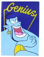 Aladdin - Genie Notebook A5 Photo