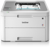 Brother HL-L3210CW A4 Colour Laser Printer - White Photo