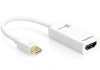 "j5 create J5create - JDA159 mini DisplayPortâ""¢ to 4K HDMIâ""¢ Adapter Photo"