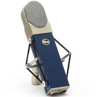 Blue Blueberry Large Diaphragm Studio Condenser Microphone Photo