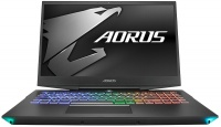 Gigabyte Aorus i79750H laptop Photo