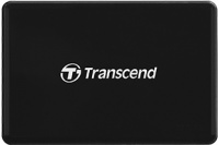 Transcend RDF8 USB Type-C Multi Card Reader - Black Photo