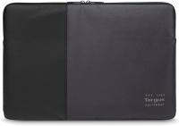 "Targus Pulse 15.6"" Notebook Sleeve - Black and Ebony Photo"