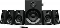 Logitech Z607 80 watt 5.1 Channel Speaker Set - Black Photo