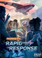 Z Man Games Inc Asmodee Asmodee Italia Rebel Pandemic: Rapid Response Photo