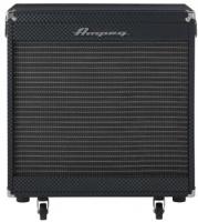 Ampeg PF-210HE Portaflex Series 450 watt 2x10 Inch Flip-Top Bass Guitar Amplifier Cabinet Photo