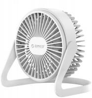 Orico - Mini Desktop USB Fan - White Photo