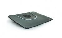 Port Design Lap and Desk Notebook Cooling Pad - Black Photo