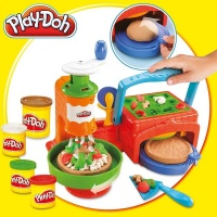 Play Doh Play-Doh - Spin N Top Pizza Photo