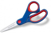 "Staedtler - Scissor 140mm 5.5"" Blue Red Photo"