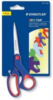 "Staedtler - Scissor 170mm 6 3/4"" Blue Red Photo"