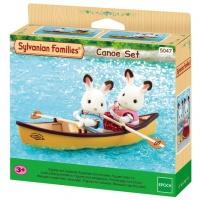 Epoch Sylvanian Families - Canoe Set Photo