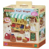 Epoch Sylvanian Families - Fruit Wagon Photo
