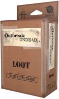 Renegade Game Studios Outbreak Undead - Loot Deck Photo