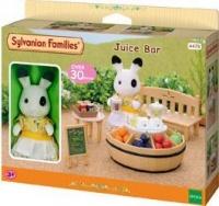 Epoch Sylvanian Families - Juice Bar and Figure Playset Photo