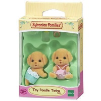Epoch Sylvanian Families - Toy Poodle Twins Playset Photo