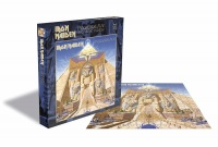 Rock Saws Iron Maiden - Powerslave - Jigsaw Puzzle Photo