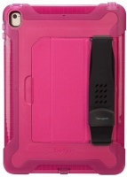 """Targus SafePort Rugged 9.7"""" Tablet Case for Apple iPad 2018 and 2017 - Pink Photo"""