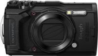 Olympus TG-6 Compact Digital Camera - Black Photo