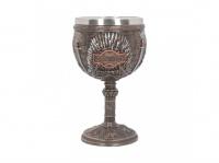 Game of Thrones - Iron Throne Goblet 17 X 12 X 5cm Photo
