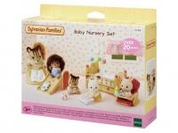 Sylvanian Families Baby Nursery Set Photo