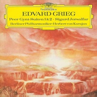 Grieg / Karajan / Berliner Philharmoniker - Peer Gynt Suite No 1 Op 46 / Suite No 2 Op 55 Photo