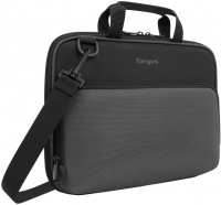 """Targus Work-in Essentials 11.6"""" Notebook Briefcase for Chromebook - Black and Grey Photo"""