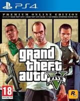 Rockstar Games Grand Theft Auto V - Premium Online Edition Photo