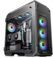 Thermaltake - View 71 Tempered Glass ARGB Edition Computer Chassis Photo