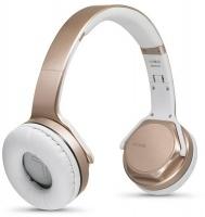 SODO MH3 Bluetooth Headset & Speaker 2-IN-1 - Gold Photo
