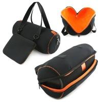 Tuff Luv Tuff-Luv Portable Comprehensive Soft-Shell Neoprene Protection for JBL Xtreme - Black Photo