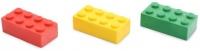 LEGO IQHK LEGO - Iconic Brick Erasers Photo