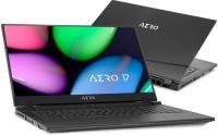 "Gigabyte Aourus 7 i7-9750H 8GB RAM 256GB SSD nVidia GeForce GTX1650 4GB LG 144Hz 17.3"" FHD Notebook - Black Photo"